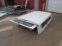 93-11 Ford Ranger 6ft Short Bed White Aluminum Gem Top Jobsite Work Cap - Image 10