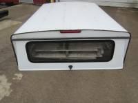93-11 Ford Ranger 6ft Short Bed White Aluminum Gem Top Jobsite Work Cap - Image 15