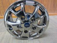 Wheels - Ford Wheels - 15-19 Ford Transit 150/250/350 Van 5 Lug 16 in. PVD Chrome Wheels *Set of 4