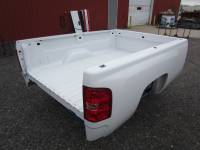 Chevrolet & GMC Truck Beds - 07-13 Chevy Silverado & GMC Sierra Truck Beds - 07-13 Chevy Silverado White 8' Long Bed