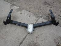 "Trailer Hitches - Dodge Trailer Hitches - 96-00 Dodge/Chrysler/Plymouth Minivan Valley Industries 2"" Hitch Receiver"
