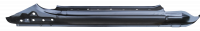 Rocker Panels - Mazda - 99-05 Mazda Miata Passenger's Side Rocker Panel