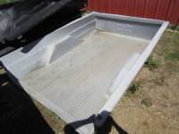 Bed Liners - Chevy/GMC Bed Liners - 81-87 Chevy/GMC C/K Gray (faded/discolored) Over-Rail Bed Liner