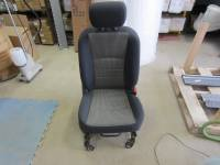 New and Used OEM Seats - Dodge Replacement Seats - 09-12 Dodge Ram 1500/2500/3500 Black/Gray Passenger's Side Bucket Seat