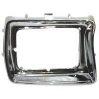 Grilles - Ford Grilles - OE - 78-79 Ford F-150/F-250/F-350 Chrome Passengers Side Headlight Bezel
