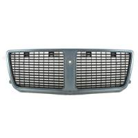 Grilles - Pontiac Grilles - OE - 85-87 Pontiac Grand Am Primed SE Black Bar Grille Insert