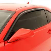 12-15 Honda Civic Coupe AVS 2-Piece Original Vent Visor Window Deflector - Image 2
