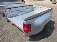 Chevrolet & GMC Truck Beds - 07-13 Chevy Silverado & GMC Sierra Truck Beds - 11-14 Chevy Silverado / GMC Sierra Silver 8' Long Dually Bed