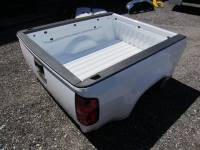 Chevrolet & GMC Truck Beds - Chevy Colorado/GMC Canyon Truck Beds - 15-C Chevy Colorado/GMC Canyon 6' White Takeoff Truck Bed