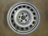 "Takeoff Wheels & Tires - Wheels - 15-16 Mercedes Benz Metris Van 17"" 5-lug Silver Steel 16 Hole Wheel"