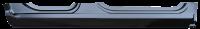 Rocker Panels - Dodge - Key Parts - 09-16 Dodge RAM Quad Cab RH Passenger's Side Rocker Panel
