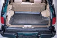 Floor Liners - Chevy/GMC - 95-05 Chevy Blazer/GMC Jimmy 2-Door Husky Gray Cargo Liner