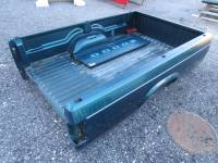 Dodge Truck Beds - Dodge Dakota Beds - New 87-96 Dodge Dakota 8' Green Long Truck Bed
