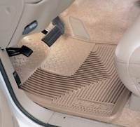 Floor Liners - Chevy/GMC - Husky Liners - 04-05 Cadillac SRX Husky Tan Front Liner