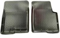 Floor Liners - Ford - 91-94 Ford Explorer 2/4 Door Husky Black Floor Liner