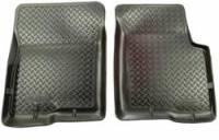 Floor Liners - Ford - 91-94 Ford Explorer 2/4 Door Husky Black Floor Liner