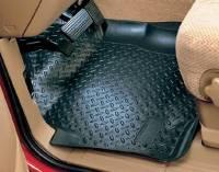 Floor Liners - Import - 03-07 Nissan Murano Husky Black Front Floor Liner