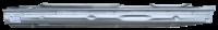 99-05 BMW 3-Series Sedan 4-Door Driver's Side Rocker Panel