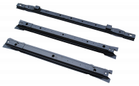 Crossmembers - Ford Truck Crossmembers - 99-15 Ford F-250/F-350 Super Duty 6.5ft Bed Floor Cross Sill 3-Piece Repair Kit