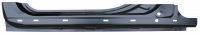 Rocker Panels - Chrysler - Key Parts - 08-16 Chrysler Town and Country Driver's Side Front Door Rocker