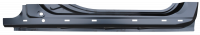 Rocker Panels - VW - Key Parts - 09-14 Volkswagen Routan Passenger's Side Front Door Rocker