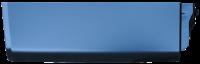 04-14 Ford F-150 Super Cab Passenger's Side Rear Lower Door Skin