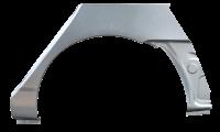 Wheel Arch - Toyota - Key Parts - 03-08 Toyota Corolla Sedan Driver's Side Rear Wheel Arch