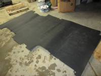 Carpeting - Ford Carpeting - 15-17 Ford Transit 150/250/350 Long Wheel Base Black Interior Floor Mat