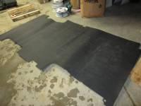 Carpeting - Ford Carpeting - 15-19 Ford Transit 150/250/350 148 in. Long Wheel Base Black Interior Floor Mat