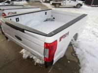 Ford Truck Beds - 99-15 Ford F-250/F-350 Super Duty Truck Beds - 17-C Ford F-250/F-350 Super Duty White 8' Long Bed Truck Bed