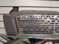 OE - 03-06 Chevy Silverado 1500 Gray Texture Takeoff Grille w/ Luverne Grille Insert - Image 6