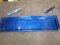 Used Vehicles/Equipment - Equipment - Reading Truck Body Blue Tailgate