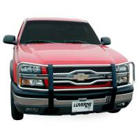 Grille Guards - Chevy/GMC Grille Guards - 03-06 Chevy Silverado 1500 Luverne Tubular Chrome Grille Guard
