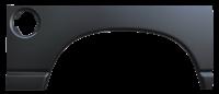 02-08 Dodge Ram Standard/Quad Cab Driver's Side Large Rear Wheel Arch