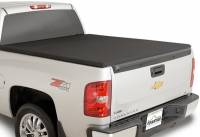 Tonneau Covers  - Chevy Tonneau Covers - 07-13 Chevy Silverado/GMC Sierra 6.5ft Short Bed Advantage Hard Hat Tonneau Cover