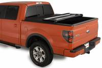 Tonneau Covers  - Ford Tonneau Covers - 04-08 Ford F-150 5.5ft Short Bed Advantage Hard Hat Tonneau Cover