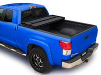 Tonneau Covers  - Import Tonneau Covers - 05-17 Nissan Frontier Crew Cab Short Bed Advantage Hard Hat Tonneau Cover