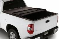 Tonneau Covers  - Import Tonneau Covers - 99-06 Toyota Tundra Short Bed/04-06 Double Cab Advantage Torza Top Tonneau Cover