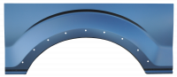 09-14 Ford F-150 RH Passenger's Side Rear Upper Wheel Arch w/ Molding Holes