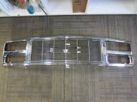 88-93 GMC C/K All Chrome Replacement Grille w/ Composite Headlights - Image 2