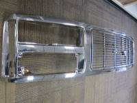 88-93 GMC C/K All Chrome Replacement Grille w/ Composite Headlights - Image 9