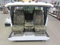 DAP - 60-72 Chevy/GMC Full Size CK Truck C-200 Camo Cloth Triway Seat