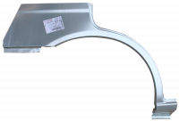 Wheel Arch - Honda - 01-05 Honda Civic 4-Door Sedan Rear Wheel Arch RH Passenger's Side