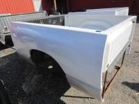 02-08 Dodge Ram Truck Beds - 6.5 Short Bed - Used 02-08 Dodge Ram White 6.5ft Short Bed