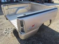 99-06 Chevy Silverado & GMC Sierra Truck Beds - 5.8' Short Bed - Used 04-05-06 Chevy Silverado Pewter 5.8' 1500 Crew Cab Short Truck Bed