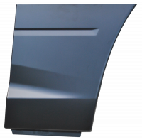 Truck Bed Repair Panels - Dodge - 09-17 Dodge Ram Truck Bed LH Drivers Side Lower Front Section for 5.7ft bed