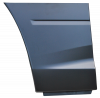 Truck Bed Repair Panels - Dodge - 09-17 Dodge Ram Truck Bed RH Passenger's Side Lower Front Section for 5.7ft bed