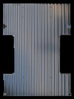 Auto Body Panels - Bed Floors - 73-87 Chevy CK P/U 8ft Fleet Bed Floor