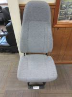 New and Used OEM Seats - Semi Replacement Seats - M2 Freightliner Semi Truck Gray Cloth National Non Air Ride Bucket Seat