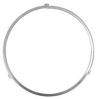 Lights - Chevy - 47-55, 62-66. 67-72 Chevy GMC Truck Headlight Retaining Ring